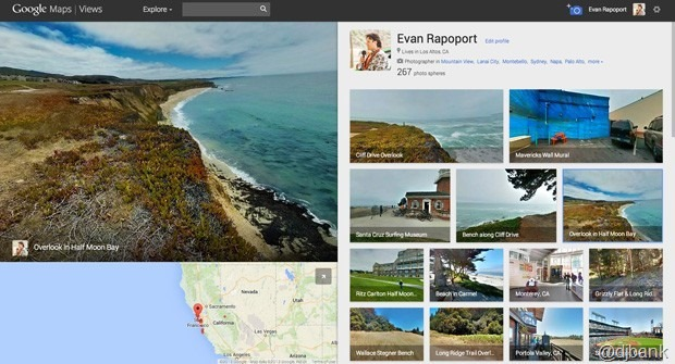 google-maps-views