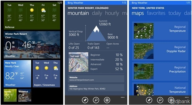 bing-weather-windows-phone-ski