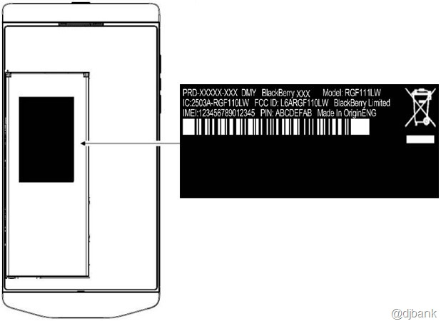 blackberry-p9982-fcc